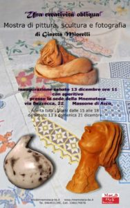 Mostra fotografica di Ginetta Miorelli – 2014