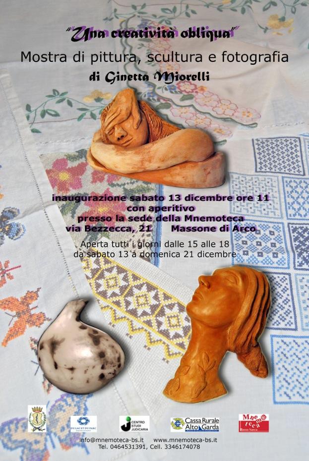 Mostra Ginetta Miorelli