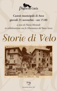 Storie di Velo – 2013